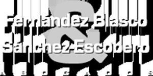 Fernandez Blasco & Sanchez Escobero