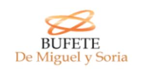 Bufete de Miguel y Soria