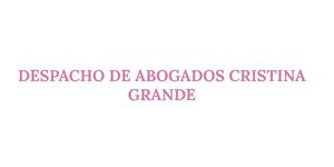 Cristina Grande Abogad